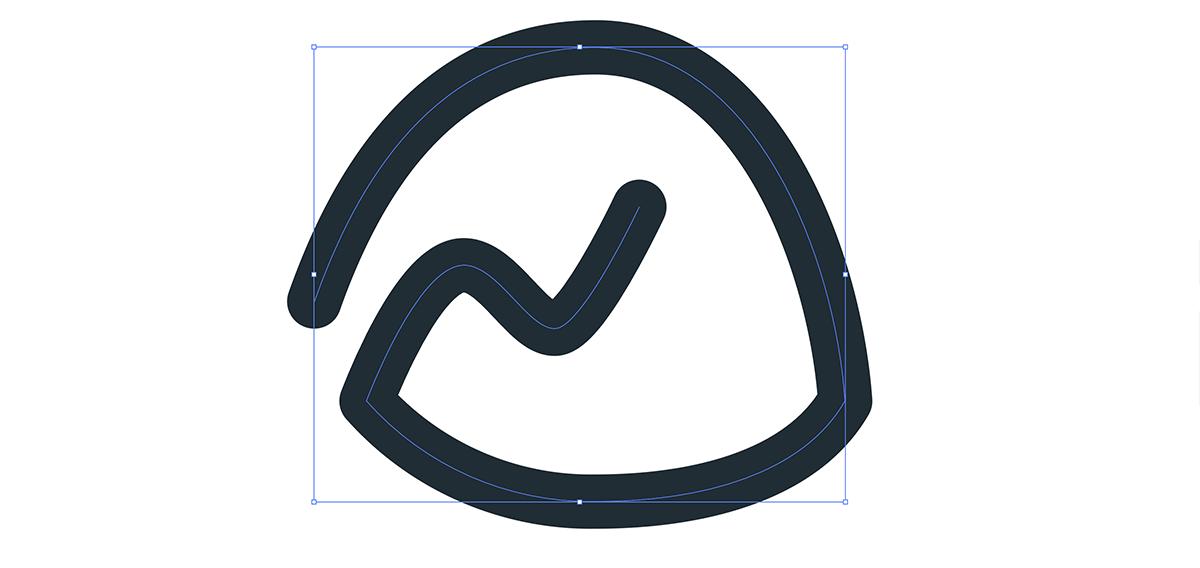 Basecamp logo stroke