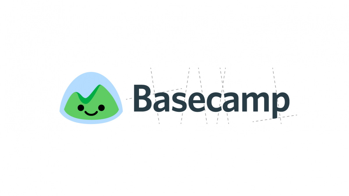 Basecamp old logo lines